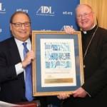 Cardinal Dolan-Abe Foxman Award 1