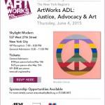 new artworks invite