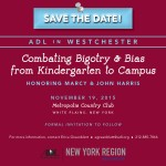 ADL in westchester save the date