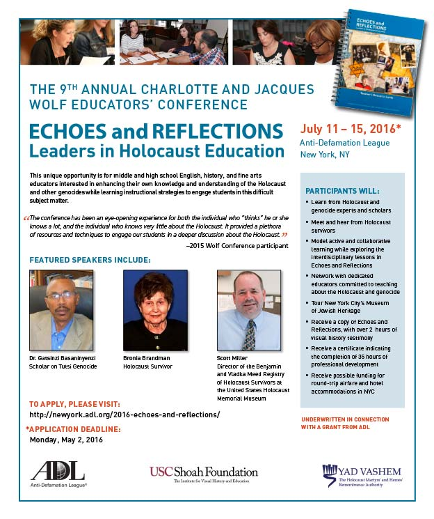 Echoes 2016